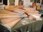 Crafts Mid Wales chopping boards