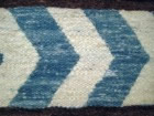detail of Crafts Mid Wales rug