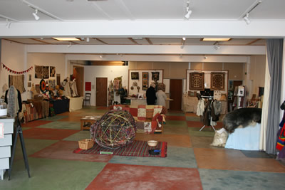 Wool & Willow Festival in Minerva Arts Centre, Llanidloes